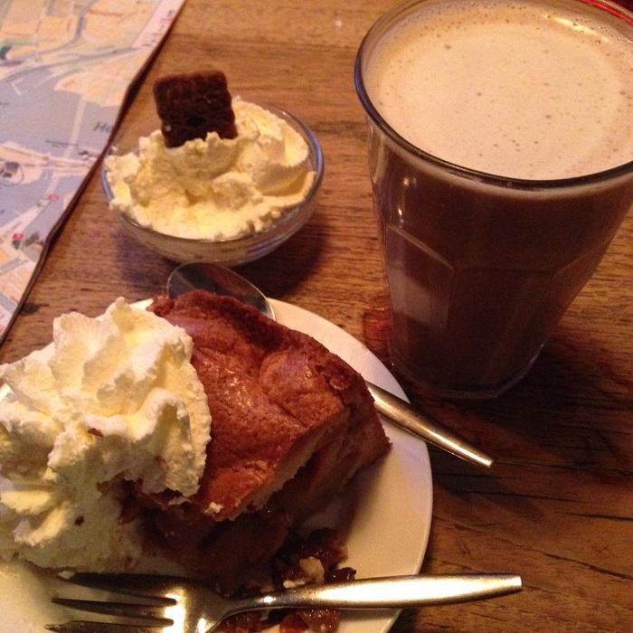 If We Were Having Coffee & Apple Pie