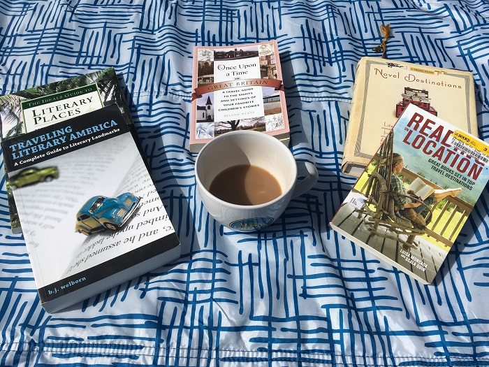 literary travel guides