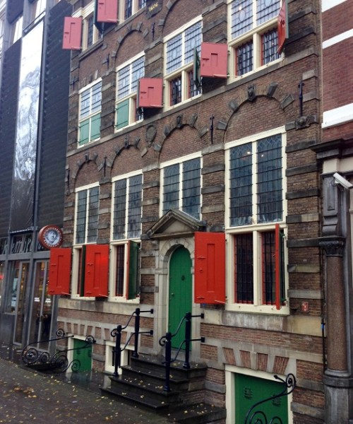 Rembrandt House Museum