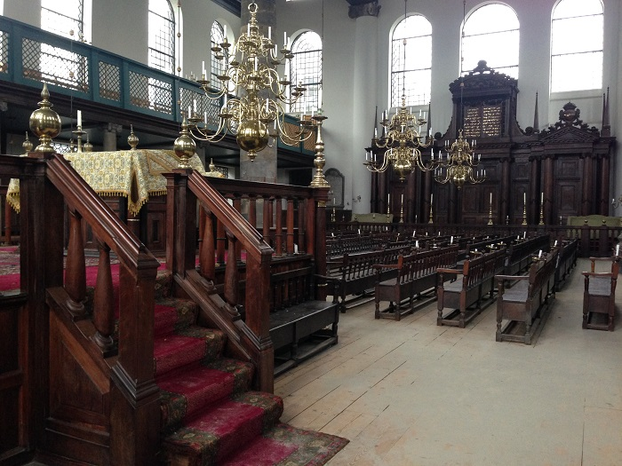Amsterdam's Portuguese Synagogue