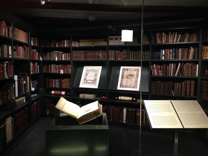 Portuguese Synagogue Original Library