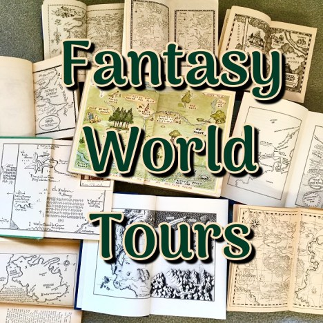 The Literary Fantasy World Tour Company, Part IV: Children's Fantasy