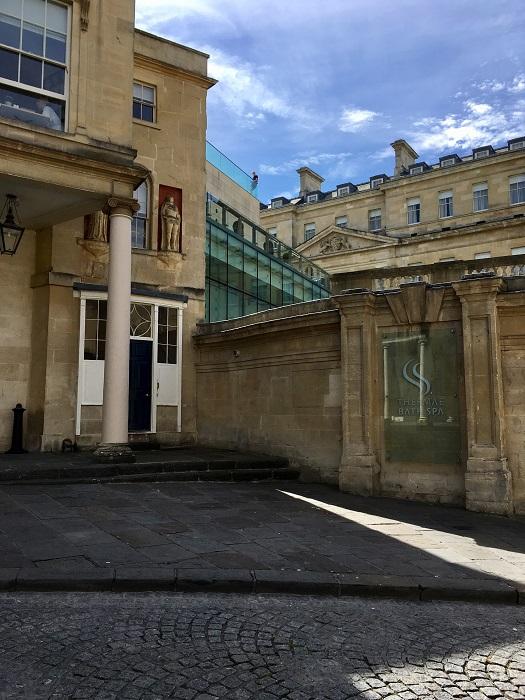 Bath's Thermae