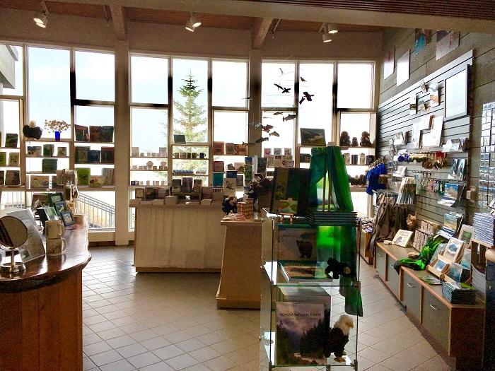 Glacier Bookstore