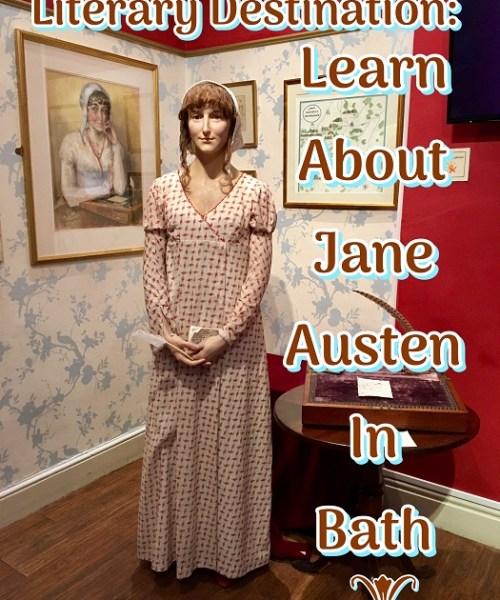 Jane Austen Centre Bath