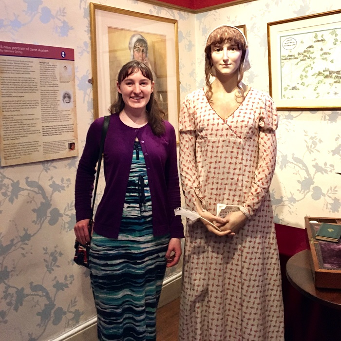 Jane Austen and Me