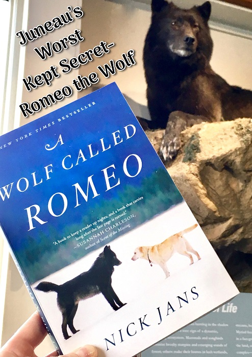 My Reading Life: Juneau's Worst Kept Secret- Romeo the Wolf