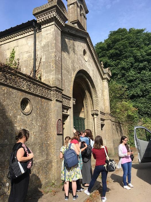 Beckford Gate