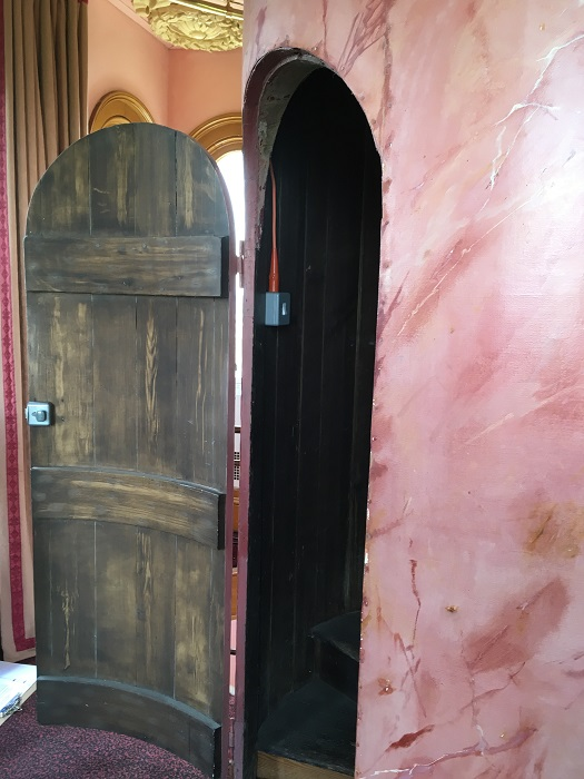 Beckford's Tower Interior Door