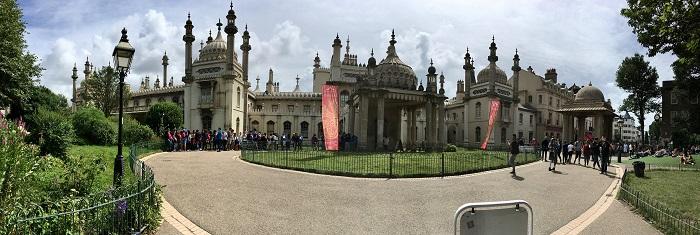 Royal Pleasure Palace Pavilion