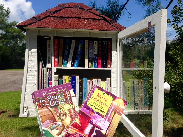 Chincoteague Little Free Library