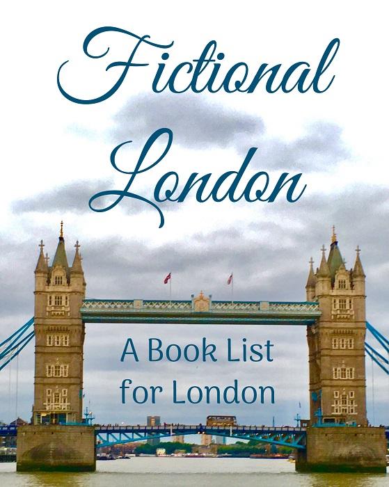 Fictional London Booklist