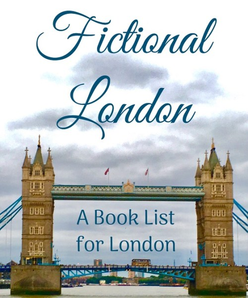 Fictional London Booklist