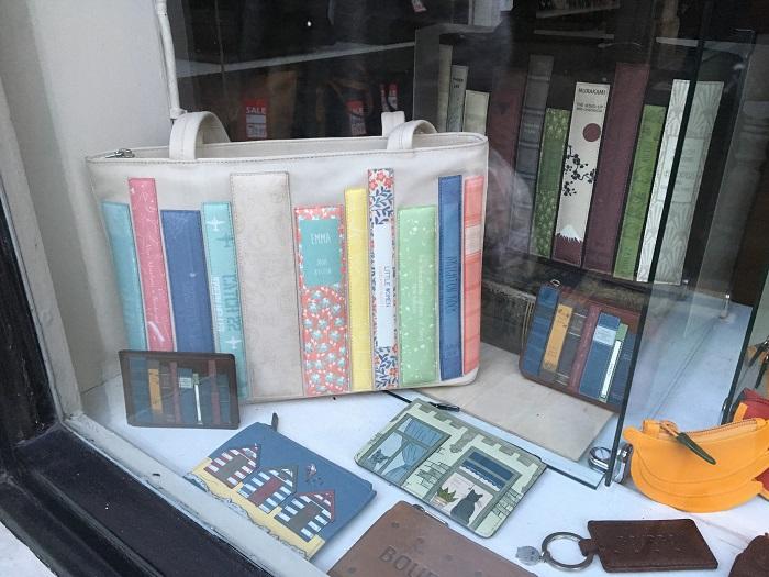 Literary Oxford: shopping
