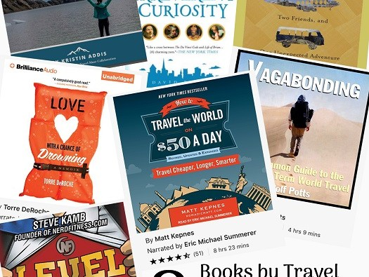 TravelCon Booklist