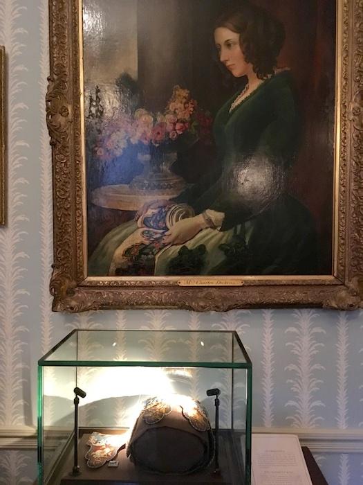 Catherine Dickens Portrait