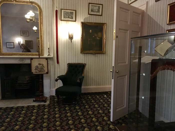 Charles Dickens London Drawing Room