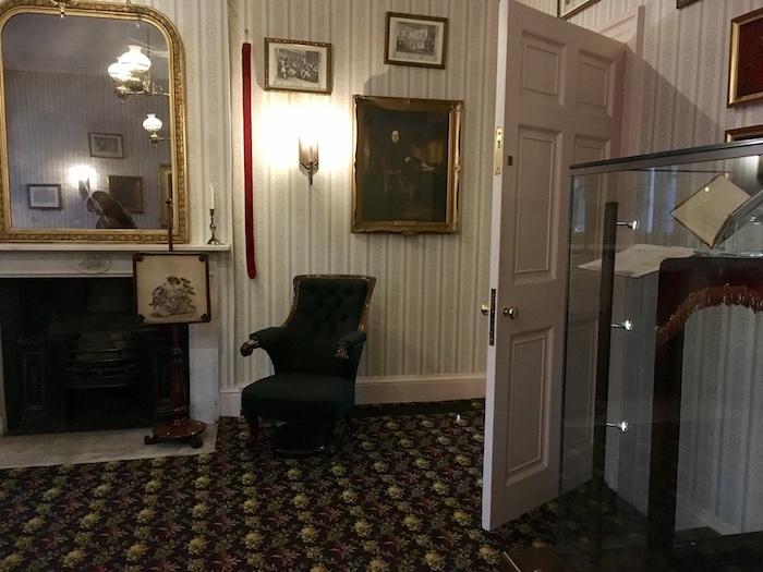 Charles Dickens London Drawing Room