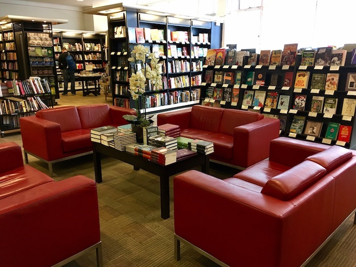 Waterstones London Couches