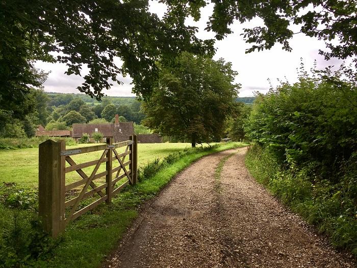 Chawton Garden House Lane