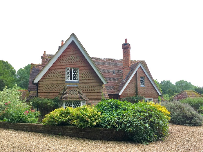 Chawton Garden House Airbnb