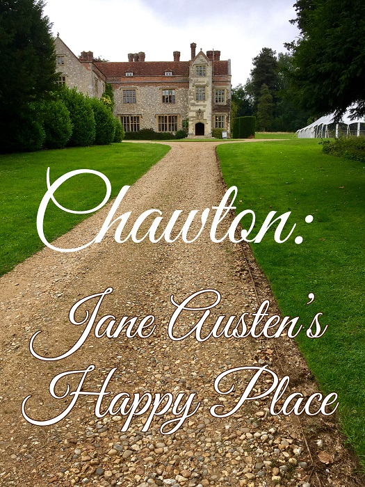 Chawton: Jane Austen's Happy Place