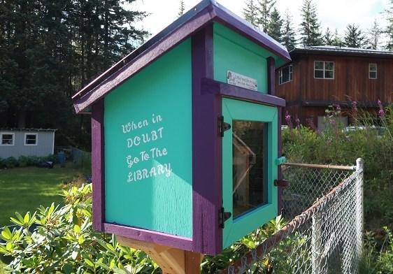 Klondike Corner Little Free Library