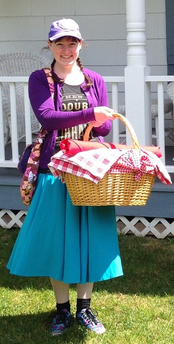 pack for prince edward island: Outfit example