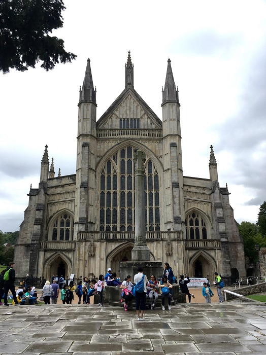 Winchester: Jane Austen's Final Resting Place