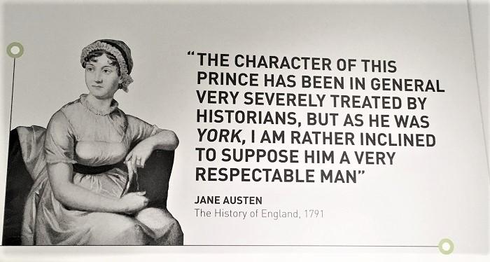 Jane Austen Quote on Richard III