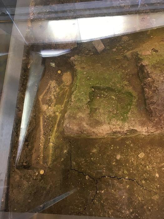 Richard III Excavation Site