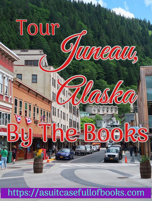 Tour Juneau By the Books Pin