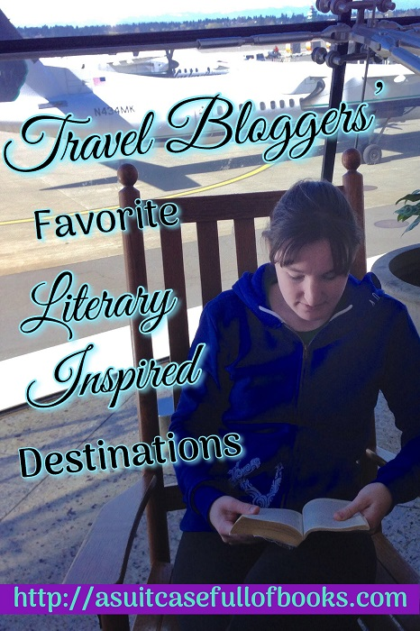 Pin for Travel Bloggers' Favorite Literary Inspired Destinations