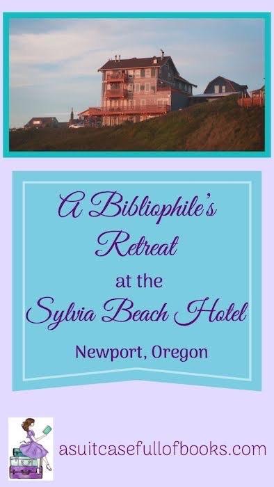 Sylvia Beach Hotel Pinterest Pin