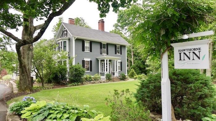 Literary Concord: Hawthorne Inn