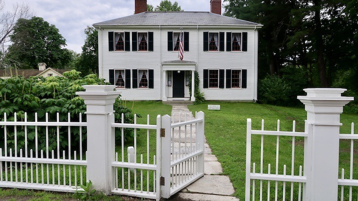 Ralph Waldo Emerson House, Concord