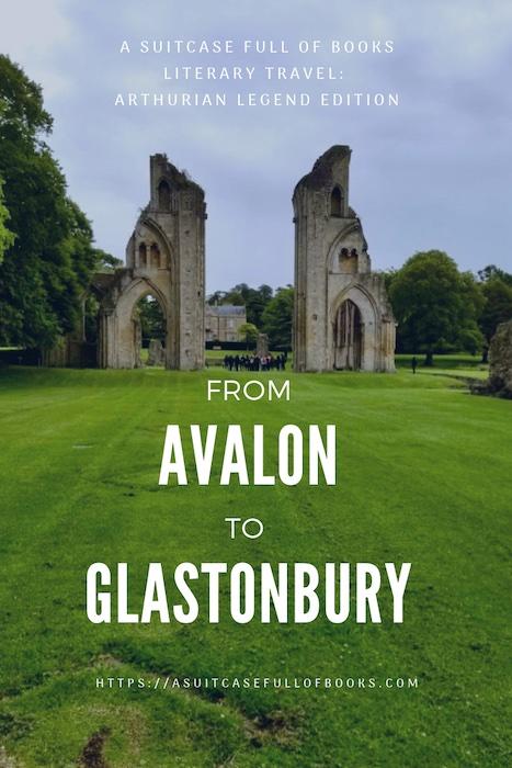 Glastonbury Pin