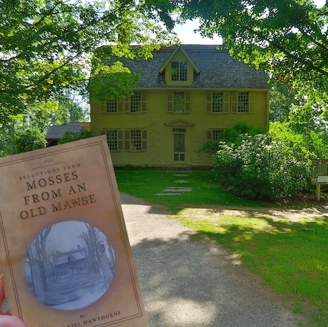 Walk in the Footsteps of Authors: New England's Best Literary Hikes