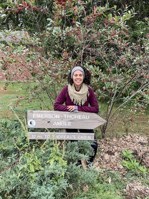 New England Literary Hike: Emerson-Thoreau Amble