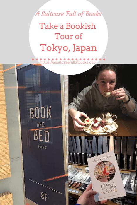 Tokyo Book Tour Pin