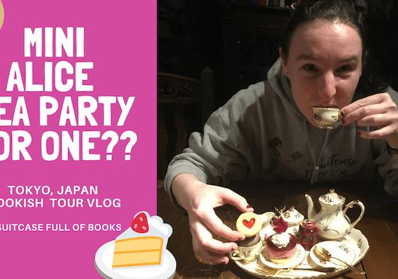 Tokyo Book Tour Vlog