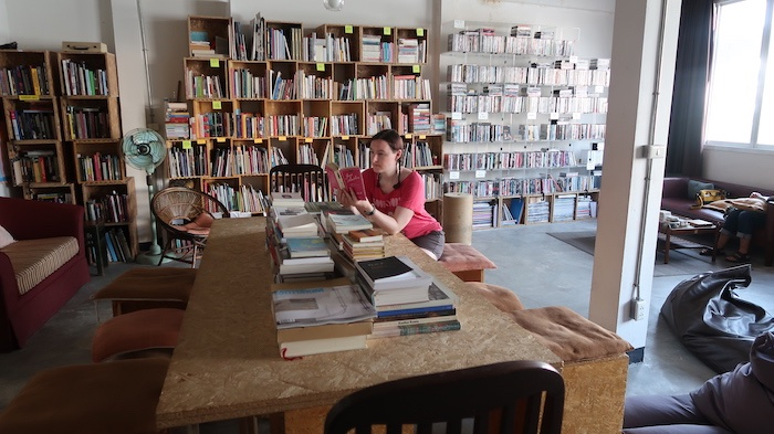The Reading Room, Bangkok, Thailand