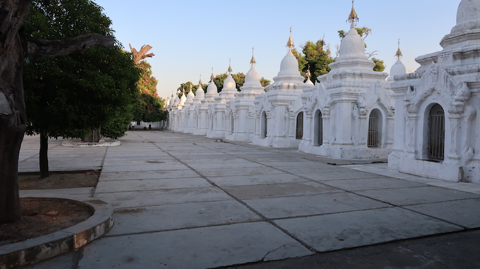 Kuthodaw Pagoda: The Biggest Book in the World Vlog