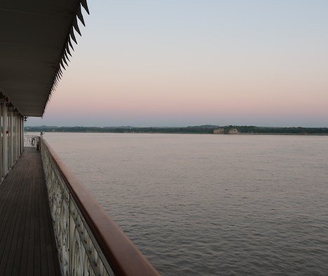 A Myanmar River Cruise on Paukan Cruises' Irrawaddy Explorer