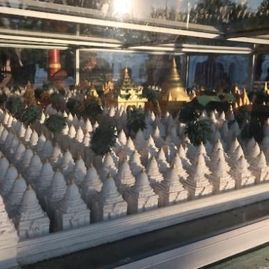 Model of Pagoda