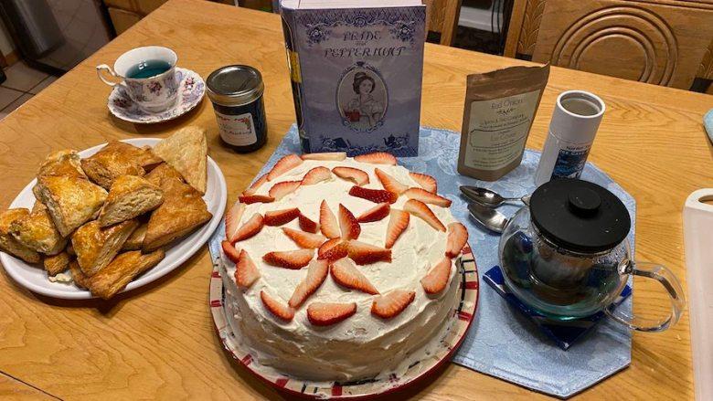 Austen Tea Party