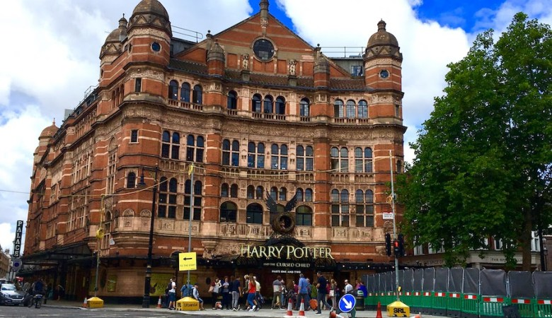 Harry Potter and the Cursed Child Theater