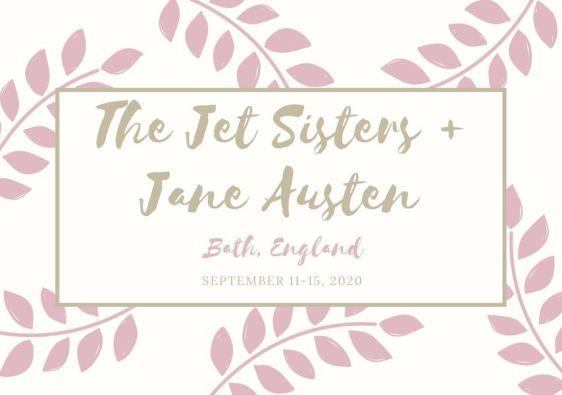 The Jet Sisters Jane Austen