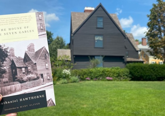 House of the Seven Gables Book & House in Salem, MA