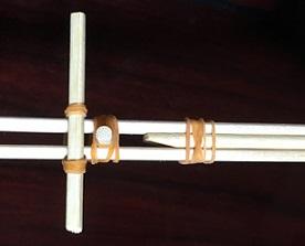 強力割り箸鉄砲 作る方法